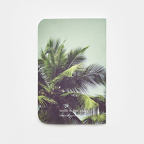 Word. Notebooks - Limited Edition Pocket Notebooks (Palm) Photo #4