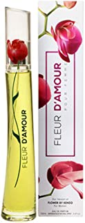 Mirage Brands Fleur D'amour pour Femme 3.4 Ounce EDP Women's Perfume | Mirage Brands is not associated in any way with manufacturers, distributors or owners of the original fragrance mentioned