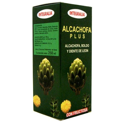 ALCACHOFA PLUS 250 ml