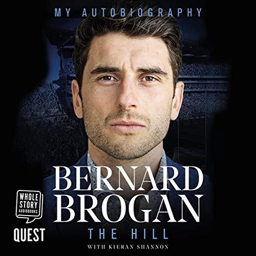 Bernard Brogan cover art