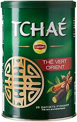 Lipton Tchaé Thé Vert Orient 25 Sachets parent