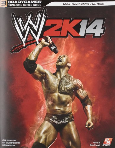 WWE 2K14 Signature Series Strategy Guide