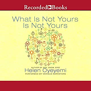 What Is Not Yours Is Not Yours cover art