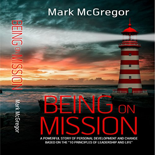 Being on Mission audiobook cover art