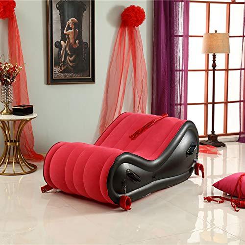 sofá inchable de la marca