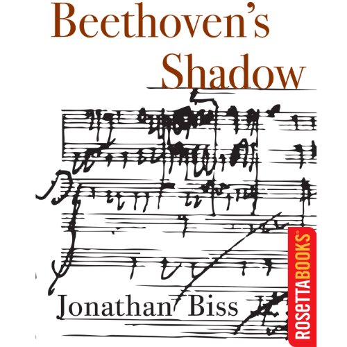 Beethoven's Shadow audiobook cover art