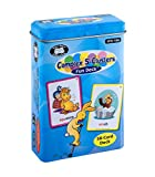 Super Duper Publications Complex S Clusters Sounds Fun Deck Flash Cards Educational Learning Resource for Children