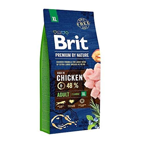 Brit Premium Adult XL 15kg, 1er Pack (1 x 15 kg)
