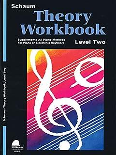 Theory Workbook - Level 2: Schaum Making Music Piano Library (Schaum Publications Theory Workbook)
