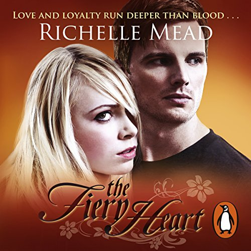 Couverture de The Fiery Heart
