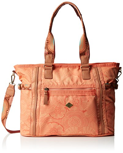 Oilily Damen Carry All Shopper, Pink (Marshmallow 110), 38x31x15 cm