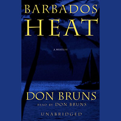 Barbados Heat audiobook cover art