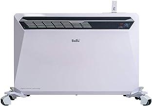Ballu RA1800 Radiador con 1800W de Potencia de 20 a 37 Metros Cuadrados basado en el Aislamiento térmico, Blanco