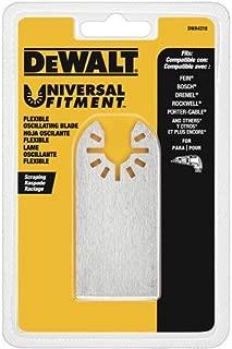 DEWALT Dwa4218 Oscillating Flexible Scraper Blade