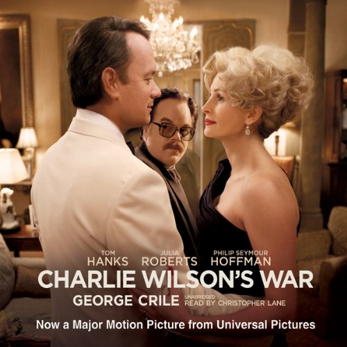 Charlie Wilson's War audiobook cover art