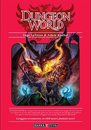 Dungeon World Seconda Edizione