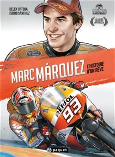Marc Marquez (Carenage)
