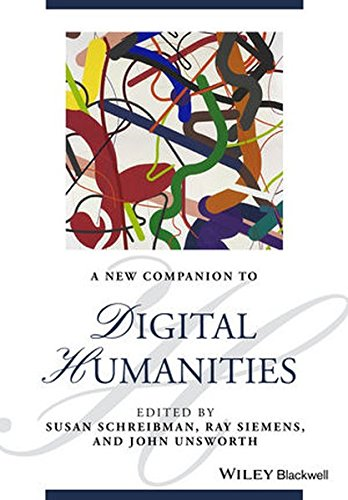 Price comparison product image A New Companion to Digital Humanities (Blackwell Companions to Literature and Culture)