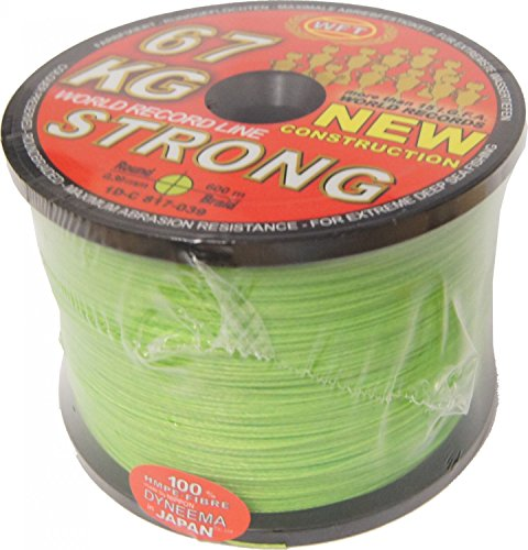 WFT NEW 67KG Strong chartreuse 600m