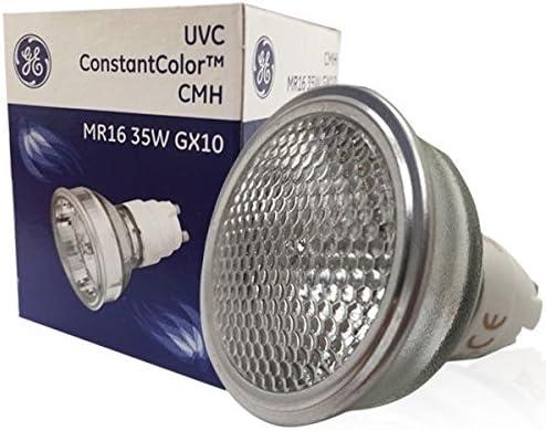 GE 88663 CMH35 MR16 UVC 942 GX10 最安値 Wide 最新アイテム 35-Watt WFL ANSI 40° M130