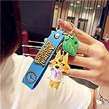Zoom IMG-2 yywl portachiavi giappone animal keychains