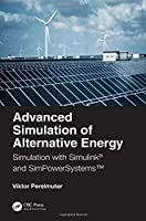 Advanced Simulation of Alternative Energy Front Cover
