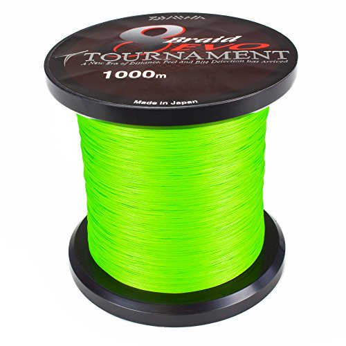Daiwa Tournament 8 Braid Evo 0.14mm 1000m