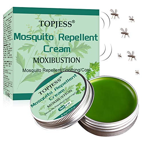 PINPOXE Crema reparadora, bálsamo de Valor, Crema antipicazón, Crema antiprurita, Alivia el picor y actúa Mejor contra los Mosquitos.