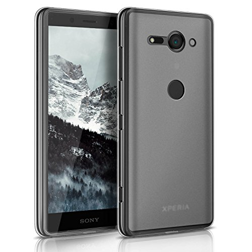 5.9 Ultra-Slim Housse Blanc Transparent pour Sony Xperia XZ2 Compact | TPU Coque