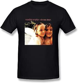 Danielle Men's The Smashing Pumpkins Siamese Dream Tshirts Black