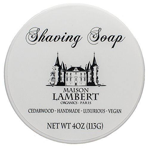 best vegan shaving soap