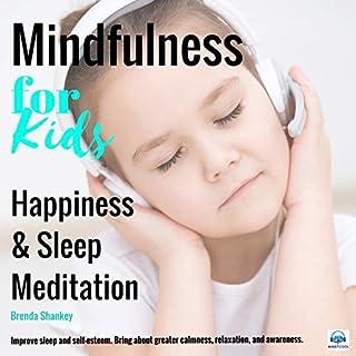 Happiness and Sleep Meditation audiobook cover art