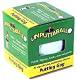 Unputtaball Golf Ball