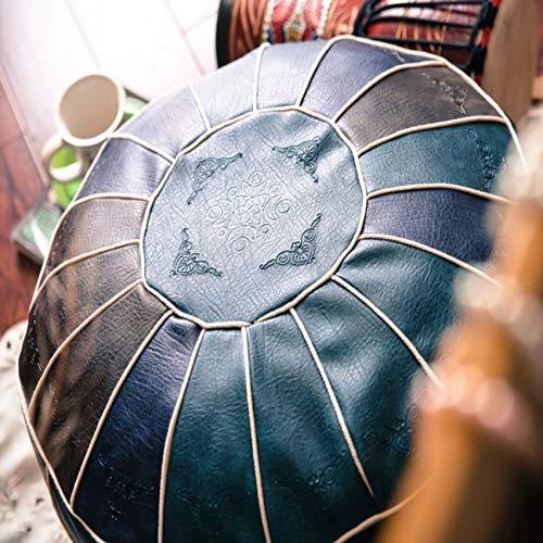 DESY zitzak, Marokkaanse stijl, handgemaakt, afneembare kussensloop.