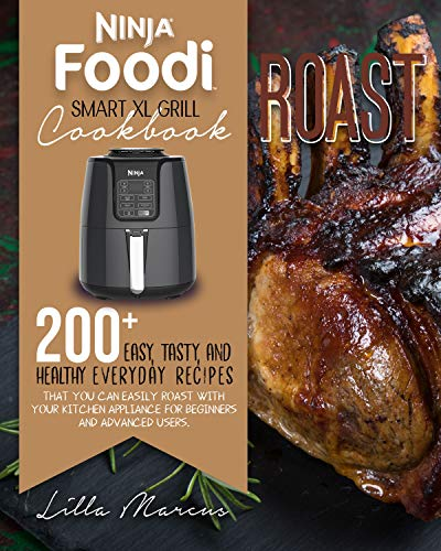 NINJA FOODI SMART XL GRILL COOKBOOK…