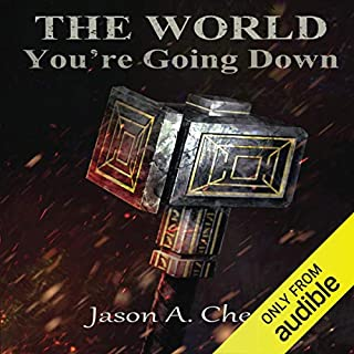 You're Going Down audiobook cover art