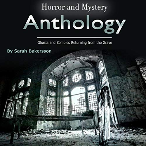 Horror and Mystery Anthology cover art