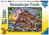 Ravensburger Kinderpuzzle 10038 - Unterwegs mit der Arche - 150 Teile -