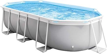 Amazon.es: piscinas ovaladas desmontables - Piscinas ...