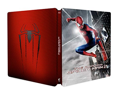 The Amazing Spider-Man: Il Potere di Electro (Steelbook) (Blu-Ray)