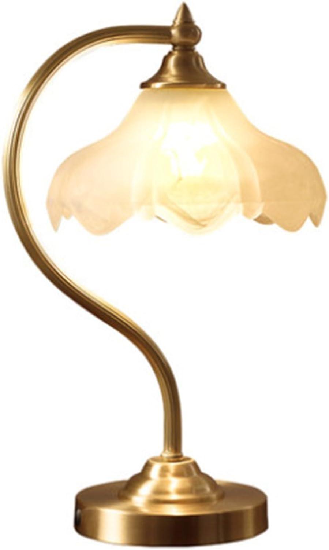 ZRYU Tischlampe E27, Retro- Tischlampe, einfache Art und Weisetischlampe, 220V   D230  H420, verwendbar für Schlafzimmer, Nachttisch, Studie, Wohnzimmer
