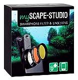 ARKA MyScape Studio - Filtro para Smartphone y Lente Macro para Fotos detalladas y Coloridas de tu Acuario