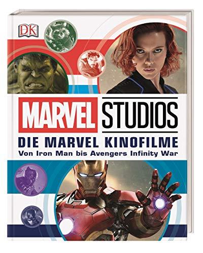 MARVEL Studios Die Marvel Kinofilme: Von Iron Man bis Avengers Infinity War