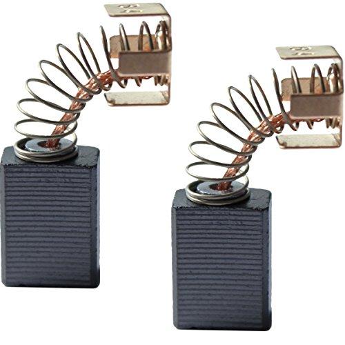 Spazzole di carbone per Makita CB 64Seghetto alternativo 4322/4323/4324/4327/4329