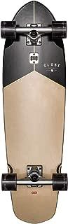 Globe Skateboards Big Blazer Cruiser Complete Skateboard, Rosewood/Black