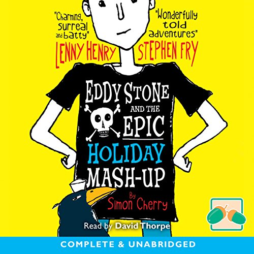 Eddy Stone and the Epic Holiday Mash-Up cover art