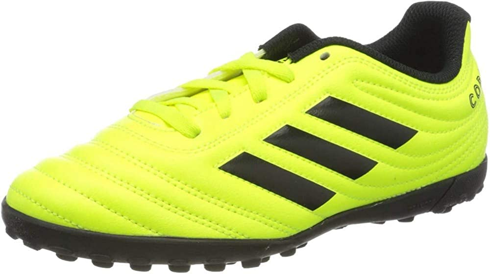 adidas Boys Football 2021 autumn and winter new Shoes Turf New sales Children Soccer Boots Futsal Cop