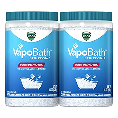 Vicks VapoBath Bath Crystals