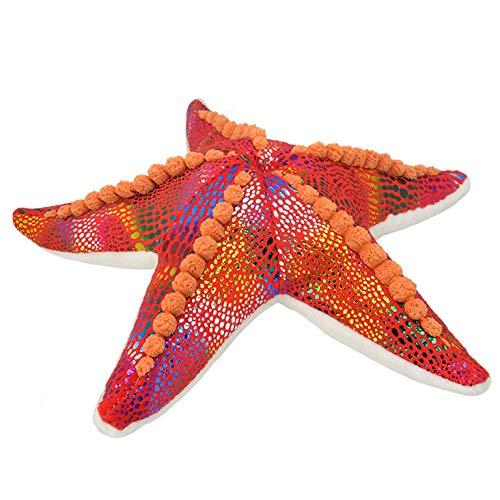 Wild Planet 28 cm Classique Motif étoile de mer, couleurs assorties Jouet en peluche (Multicolore)
