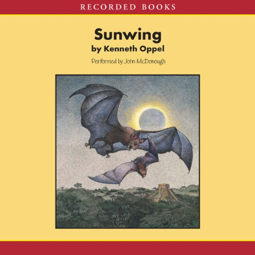 Sunwing audiobook cover art